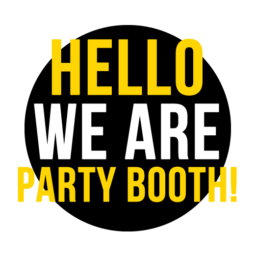 Photo booth rentals in Budapest by Party Booth